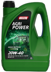 AGRI POWER 20W-40