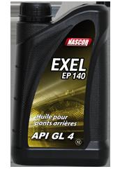 EXEL EP 140 - huile de transmission